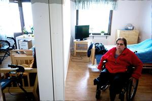 Carina Nygren bodde tillsammans med två andra damer i en tvåa.