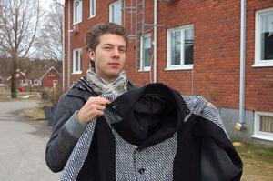 Zacharias Vindbacke, modist och designer från Dala-Floda.