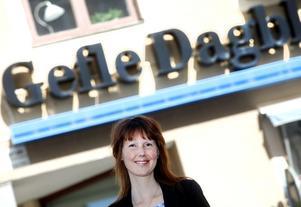 Maria Brander blir ny chefredaktör på Gefle Dagblad.
