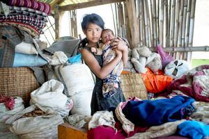 Det är de fattigaste nepaleserna som får betala det högsta priset efter jordbävningen.Foto: Jonas Gratzer