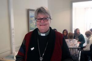 Marianne Kronberg är en av de ansvariga för verksamheten i prästgården i Siljansnäs.