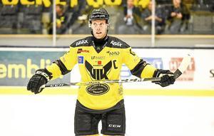 Fredrik Johansson räknar med tufft motstånd mot Köping.