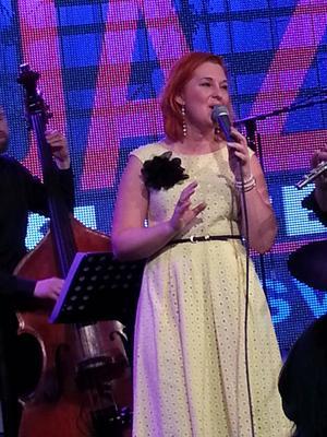 Ulrika Beijer, sång.