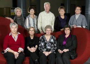 PENSIONÄRER. Birgitta Ohlsson, mottagningsköket, Bromangymnasiet, Inga Stortåg, städ, östra Gästrikland, Lars-Göran Hällström, vaktmästeriet, Gävle, Ann-Marie Bergman, köket, Gävle, Unni Andersson, restaurang Pulsen, Hudiksvall, Inga-Lill Berg, städ, Sandviken, Marianne Hansson, köket, Gävle, Gunhild Östblom, köket, Gävle, Hjördis Månsson, köket, Gävle.