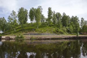 Faxeholmen, Söderhamn