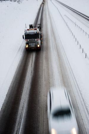 Det är trafiken som orsakar den dåliga luften i Falun-Borlängeregionen.