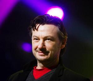 """För Anders Ekborg är det Melodifestivalspremiär med låten """"The Saviour""""."""