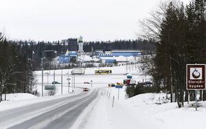 Betongfabriken ska enligt planerna ge plats för ett köpcentrum. Men den mentalitet som präglade begreppet