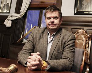 Sven-Erik Lindestam (S), kommunalråd i Söderhamns kommun.