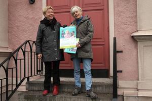 Birgitta Johansson och Christine Riedwyl Gottberg hos Naturskyddsföreningen bjuder in till