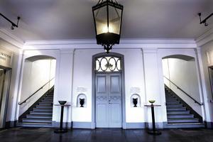 Kommunens personalavdelning och IT-service håller just nu till i Rådhuset.