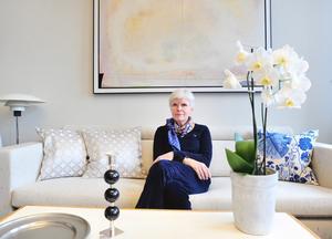 """Södertälje tingsrätts lagman Katarina Wingqvist-Ekholm lämnar sitt uppdrag efter åtta år på posten eftersom hon nu är 67 år. """"Det innebär tyvärr att jag inte får vara myndighetschef längre"""", säger Katarina Wingqvist-Ekholm."""