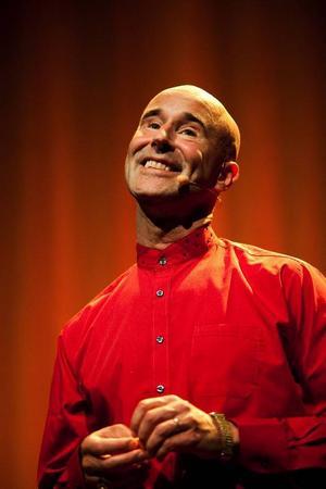 Mark Leven- good.Foto: Pär Kjellén