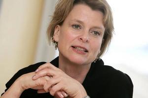 Jämställdhetsminister Åsa Regnér (S).
