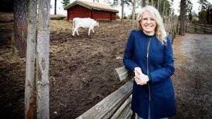 Nina Wahlin är finalist i Farmen.