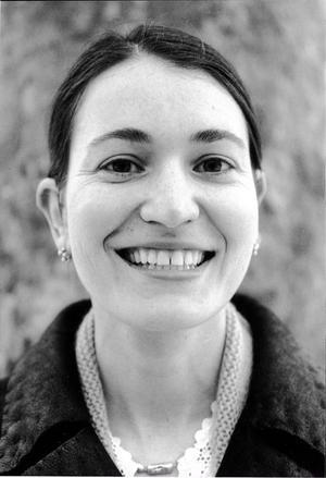 Nicole Krauss.  Foto: Casia Bromberg