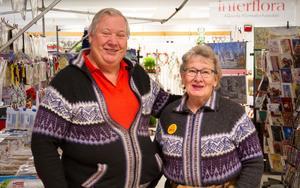 Rolf Carlsson och hans partner Anne-Mai Hedlund