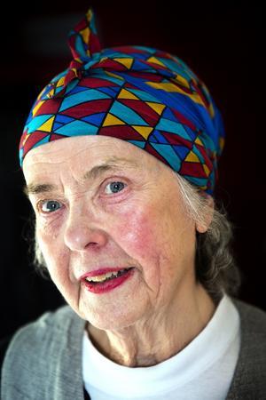 Ann-Marie Rosén är en färgstark och lokal miljökämpe.