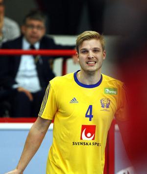 Debuten i A-landslaget i januari kan toppas med ett SM-guld, men då måste Kristianstad besegras före tredje gången den här säsongen.