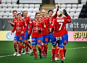 Kif Örebro ställs mot Linköping i Svenska cupens semifinal