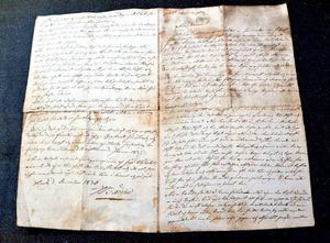 Bärssells upprop var ett handskrivet brev på fyra sidor, som han i flera exemplar lät gå runt i Husby socken i december 1936, så att invånarna skulle förstå vikten av att göra gemensam sak och grunda en sparbank till gagn för hela socknen.