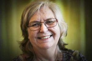 Maud Lindberg är enhetschef inom demensvården sedan ett par månader. Nu är hon en av de anställdas kvinnliga förebild.