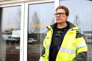 Roland Wikblom hoppas och tror på bättre tider för WRT i Gästrike-Hammarby.