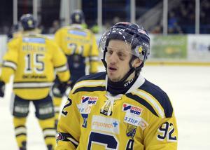 Jonas Westerling från Mora var med och spelade upp Södertälje SK till Hockeyallsvenskan.