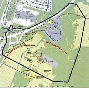 Arkiv Ombyggnad. Här är ett förslag som finns inför ombyggnaden av Valbo Köpcentrum. Bygg- och miljönämnden är splittrade i frågan.