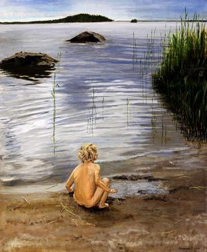 Superrealism av Margareta Sundberg.
