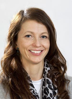 Linda Landin, marknadsansvarig på GB Glace.Foto: Drago Prvulovic/MalmöBild AB       2010-02-15