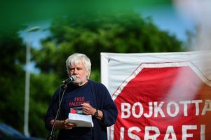 Per Gahrtons inhopp i debatten med en sionistisk konspiration som handlar om hämnd för erkännandet av Palestina förbättrade inte läget för Miljöpartiet.