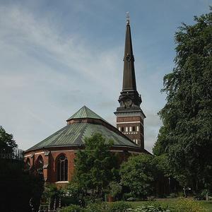 Västerås domkyrka är sedan åtminstone 100-talet biskopskyrka för Dalarna och Västmanland.