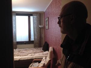 Rummet I Falun väntar på Faisal när han kommer tillbaka försäkrar Karl-Gustav Hertzberg.