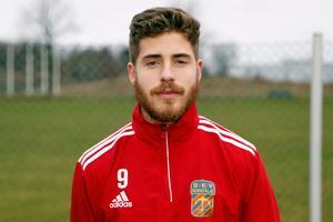 Adam Zlotnik gjorde säsongens första mål borta mot Karlberg, och räddade en poäng åt BKV Norrtälje.