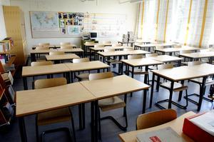 Utan lärare riskera klassrummen att stå tomma.