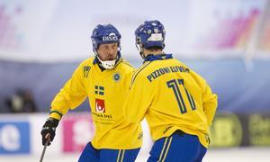 Daniel Mossberg spelade VM i Uljanovsk men finns inte med i höstens första landslagstrupp. Men i VM hemma i Sandviken tänker han vara med.