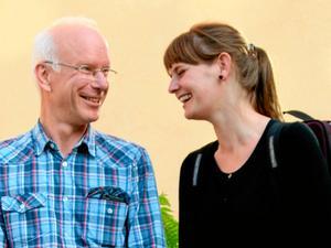 Jörgen Stenlund och Karin Svensson.