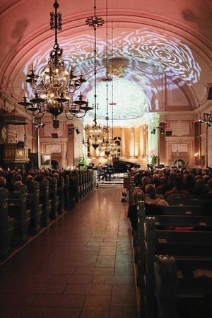 Víkingur Olafsson spelade Liebestod ur Wagners Tristan och Isolde i transkribtion av Liszt.