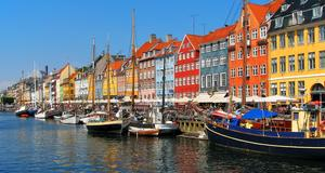 Köpenhamn - staden där världens bästa restaurang finns.