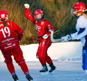 Arkivbild: Sofie Josefsson när hon spelade med Söråker.