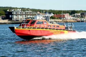 Stridsbåt 90. Foto: Lennart Ramsvik