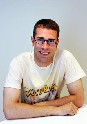 Martin LindellInformatör på Dataspelsbranschen