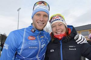 Daniel Richardsson, Hudiksvall, och Emma Wikén, Åsarna, blir två av förgrundsfigurerna när Åsarna bjuder upp till SM-dans över 30 och 50 kilometer.
