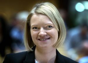 Alicja Kapica (M) vill tillsammans med FP och KD införa Skönsmomodellen även inom kommunens äldreboenden.