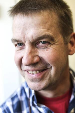 – Det är lockelsen till det nya som drar, inte att fly från det gamla, säger Bengt Rådman och siktar på ny karriär.
