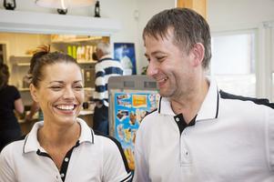 Ann-Louise och Peter Reitan har tagit över verksamheten i Vårvik.