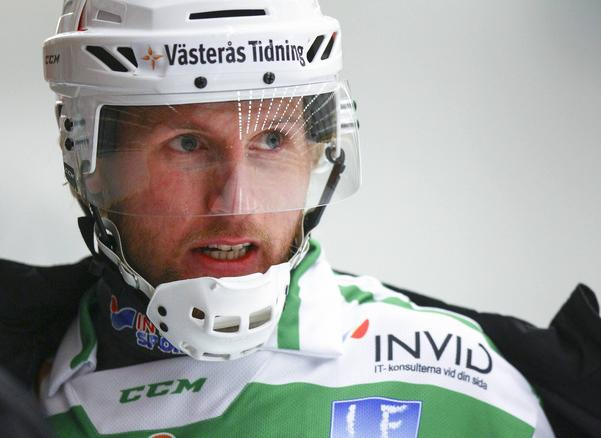 Patrik Sjöström.
