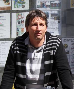 Mikael Näsström, näringslivschef.