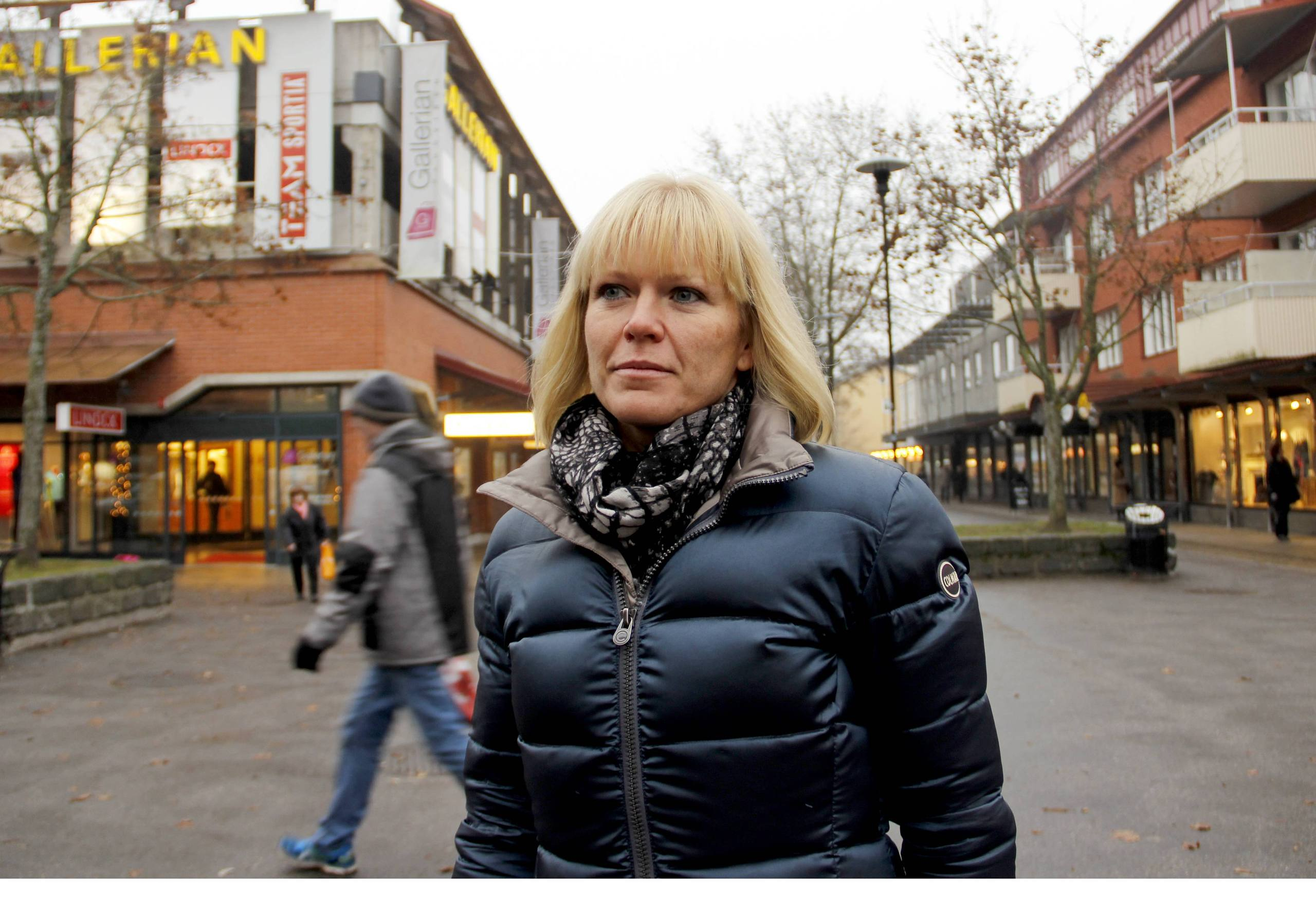 Kvinna fick epilepsianfall ranades